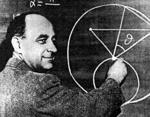 Immagine riferita a: I premi Nobel italiani della fisica: E. Fermi